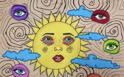 Vabljeni na online razstavo Aline Gaje Ošina