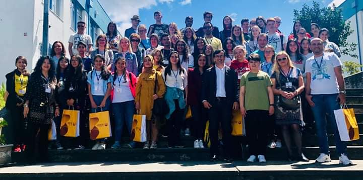 Erasmus + Delovno srečanje na Portugalskem